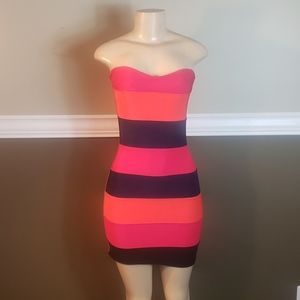 Club rue dress euc condition size small